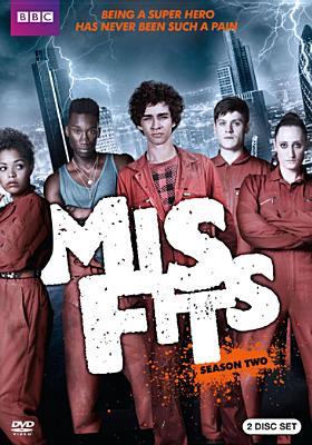 MISFITS:SEASON 2 BY MISFITS (DVD)